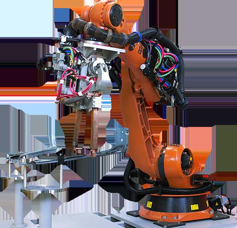 Robot Welding guns | Dalex
